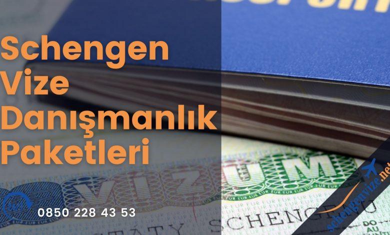 Schengen Vize Danışmanlık Paketleri