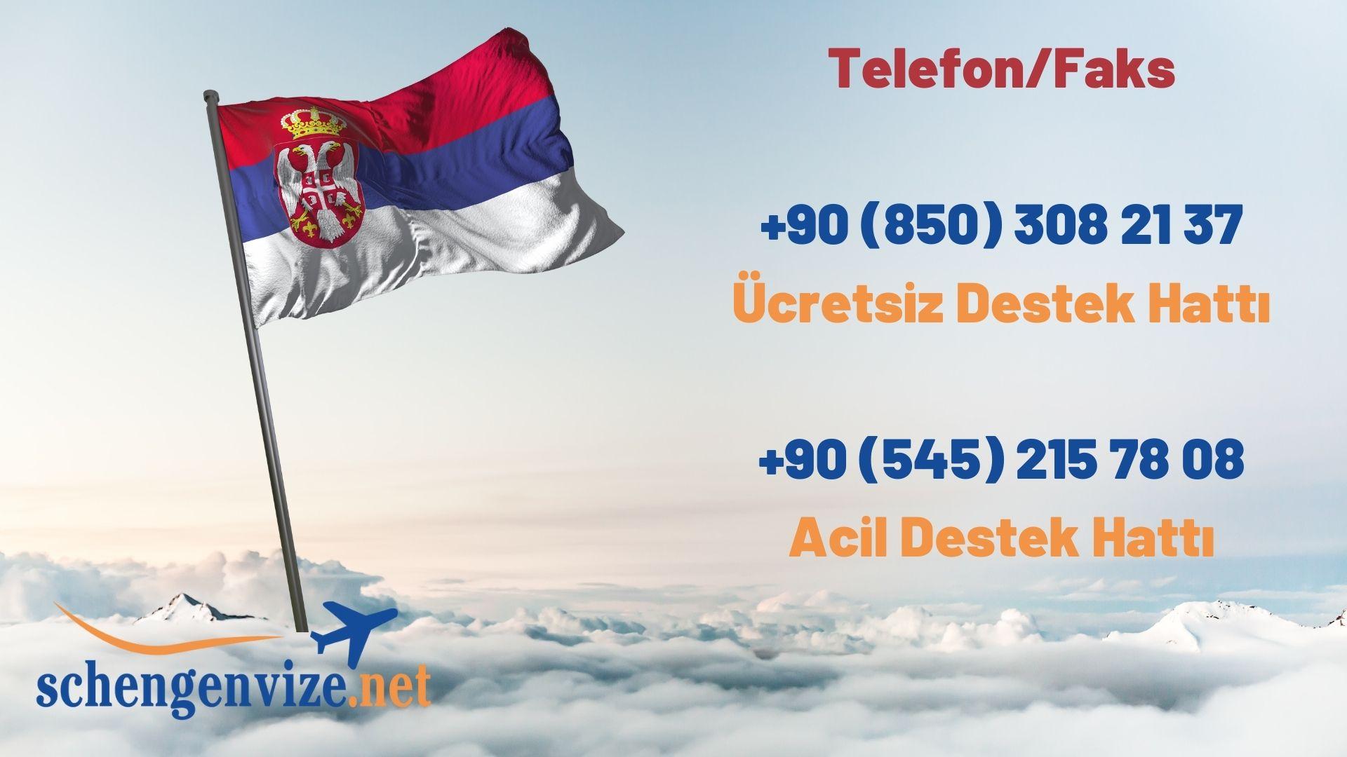 Sırbistan Vize İstiyor Mu 2022