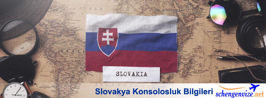 Slovakya Konsolosluk Bilgileri