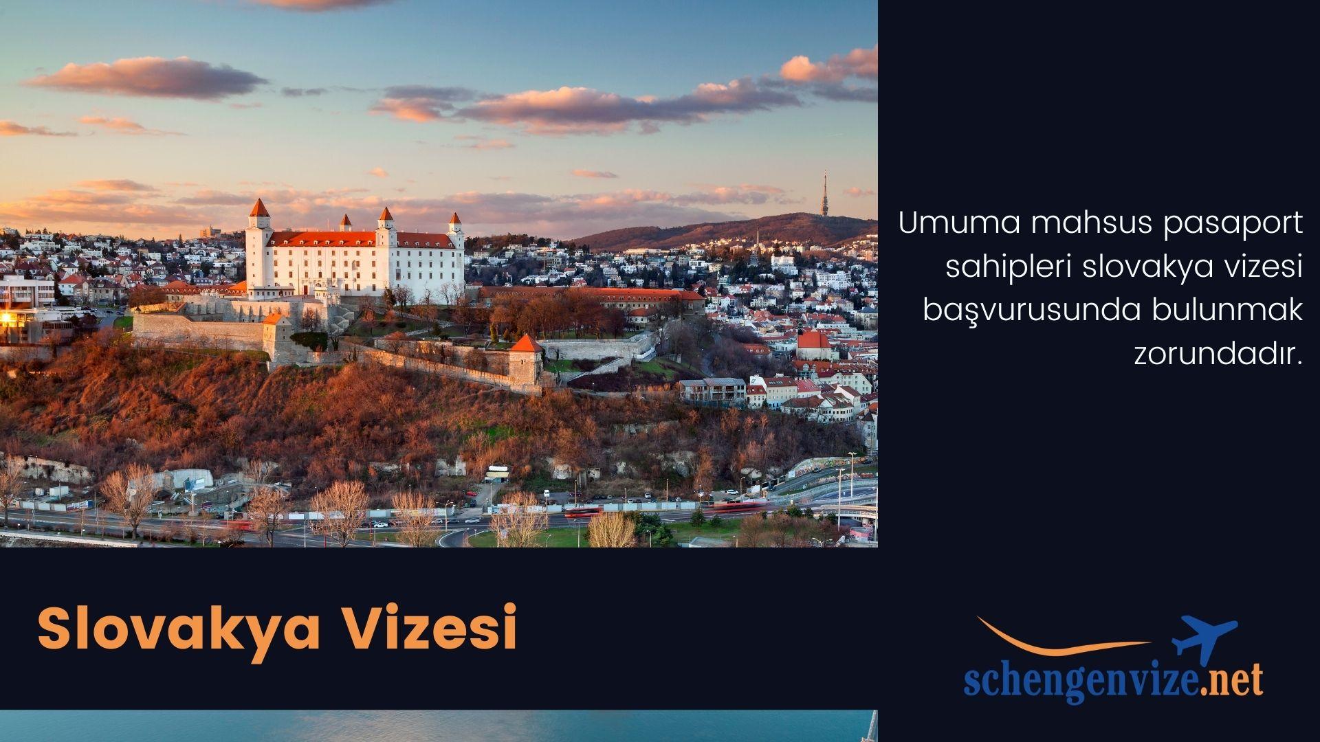 Slovakya Schengen Vize