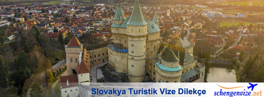 Slovakya Vize Dilekçe, Slovakya Vize Dilekçe