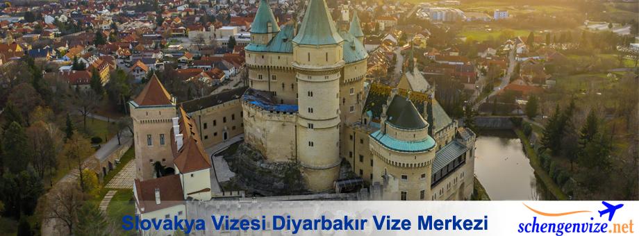 Slovakya Vizesi Diyarbakır Vize Merkezi