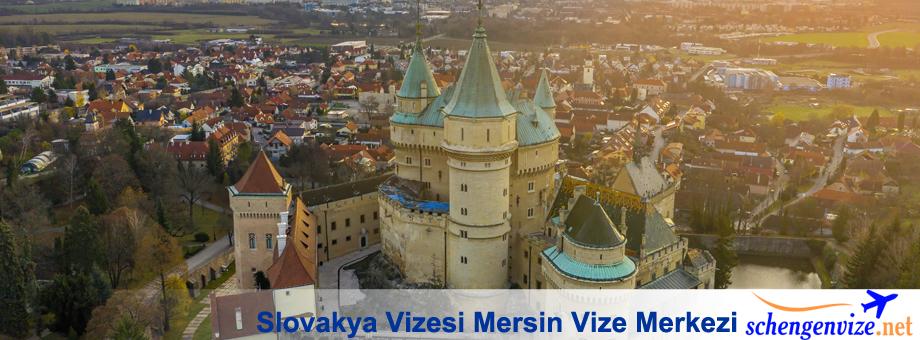 Slovakya Vizesi Mersin Vize Merkezi