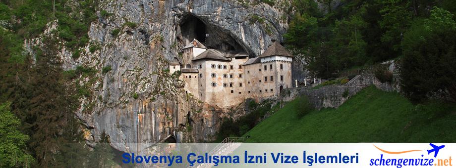 Slovenya Çalışma İzni Vize İşlemleri