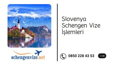 Slovenya Schengen Vize İşlemleri
