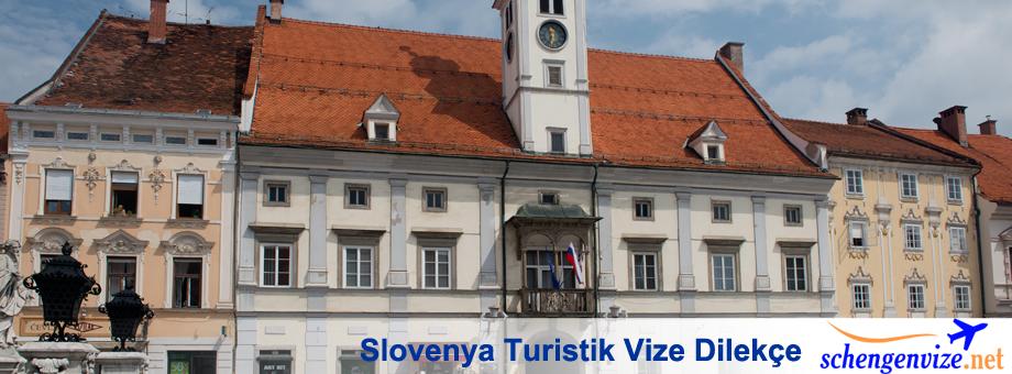 Slovenya Vize Dilekçe, Slovenya Vize Dilekçe