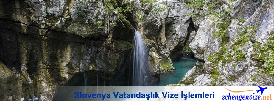 Slovenya Vatandaşlık, Slovenya Vatandaşlık Vize İşlemleri