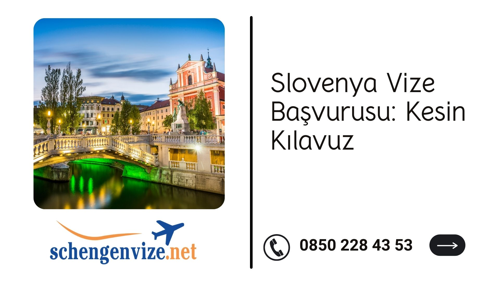 Slovenya Vize Başvurusu: Kesin Kılavuz 2021