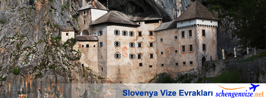 Slovenya Vize Evrakları