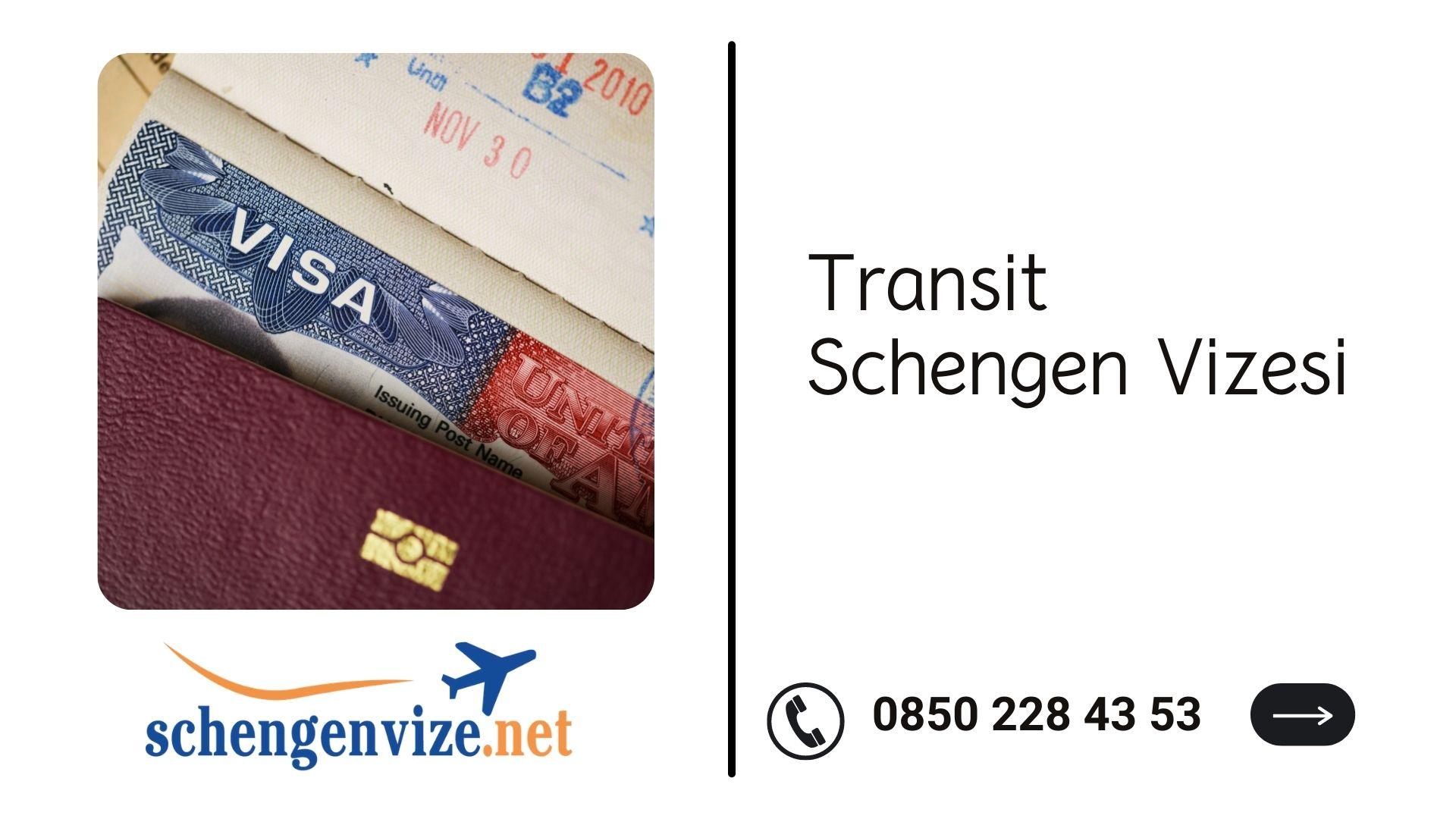 Transit Schengen Vizesi