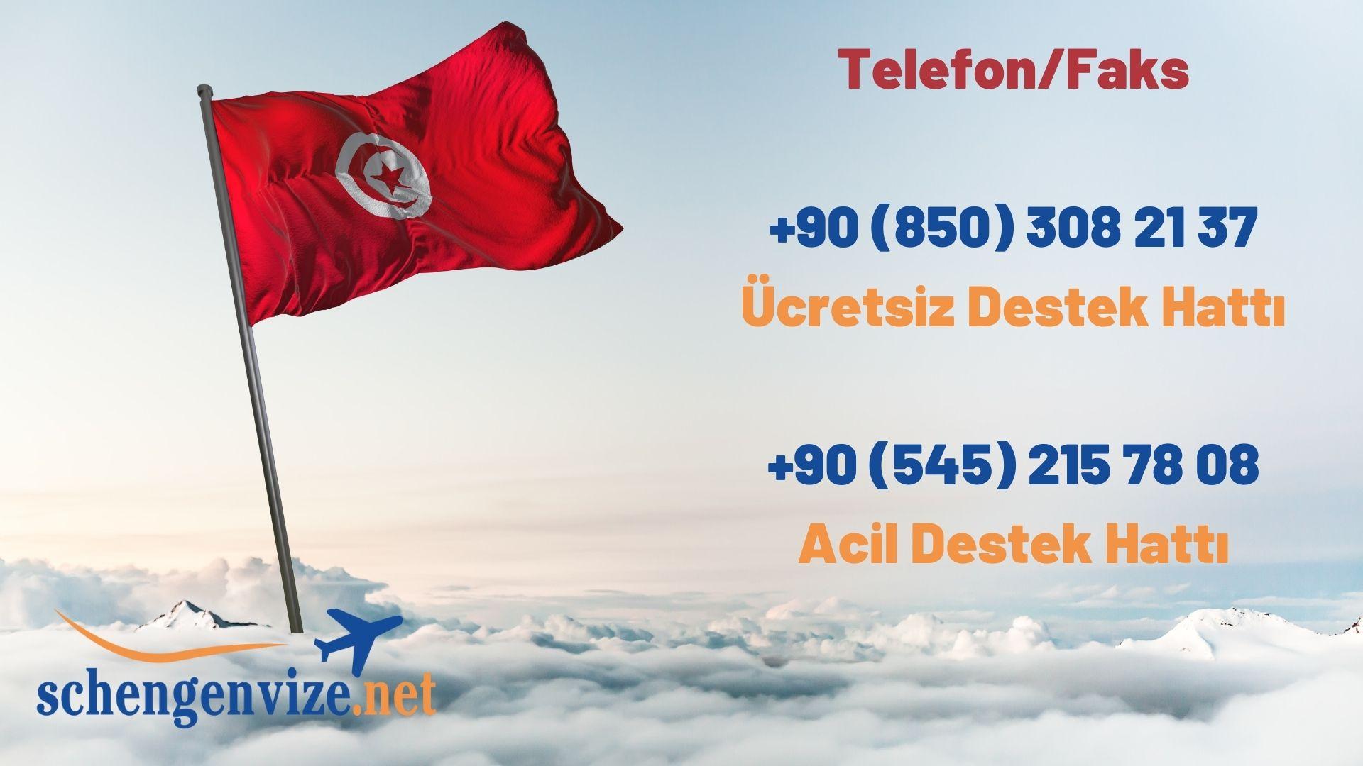 Tunus Vize İstiyor Mu