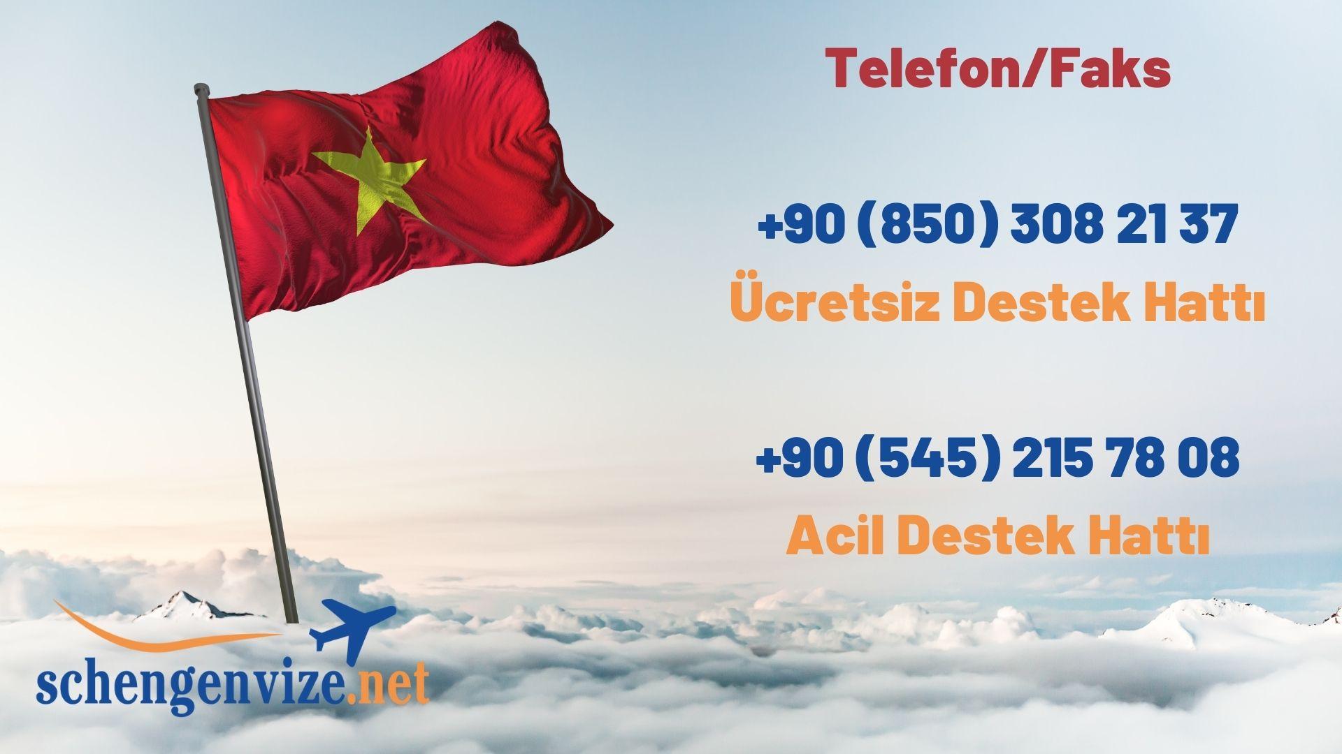 Vietnam Vize İstiyor Mu