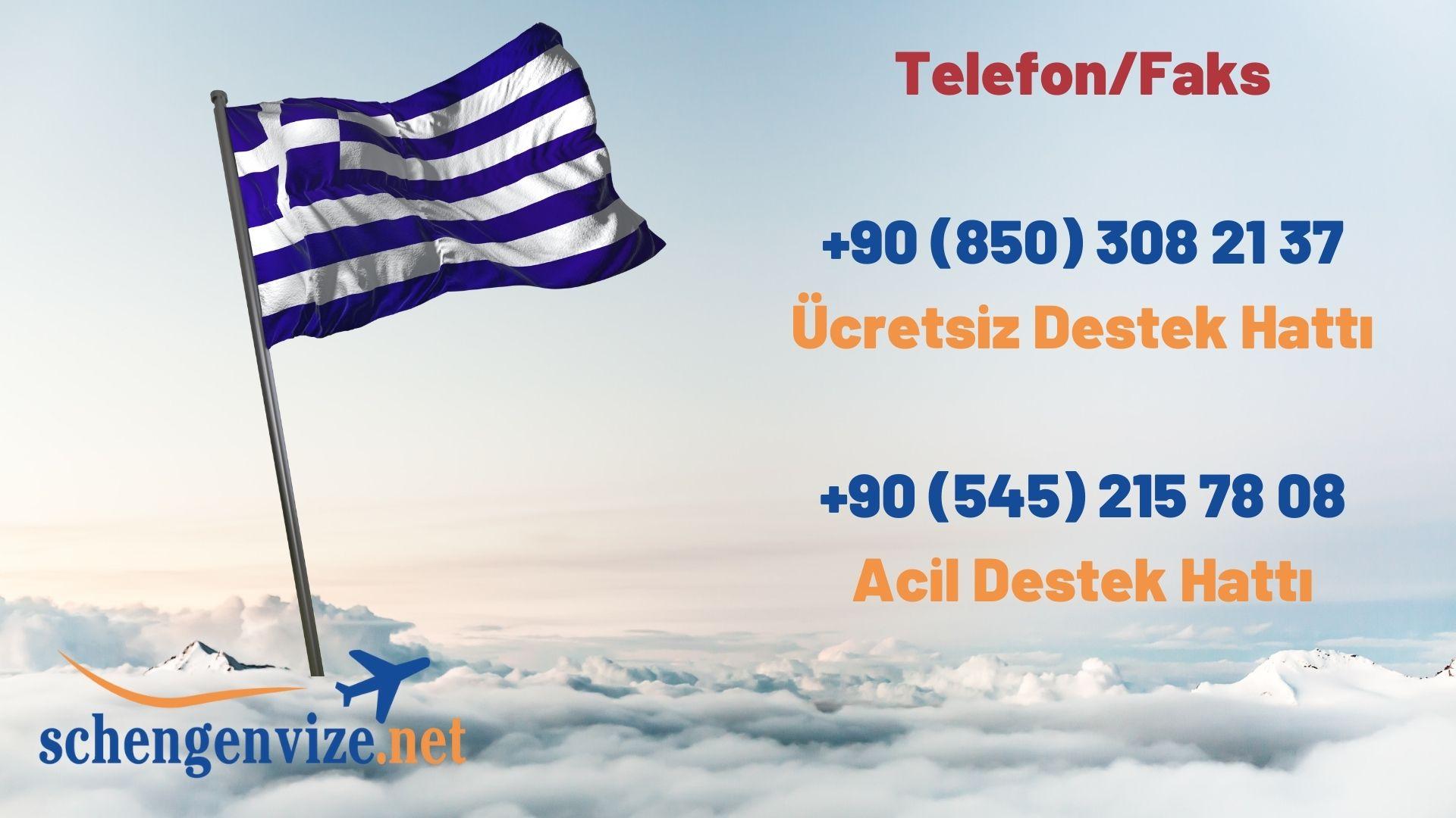 Yunan Adaları Vize İstiyor Mu