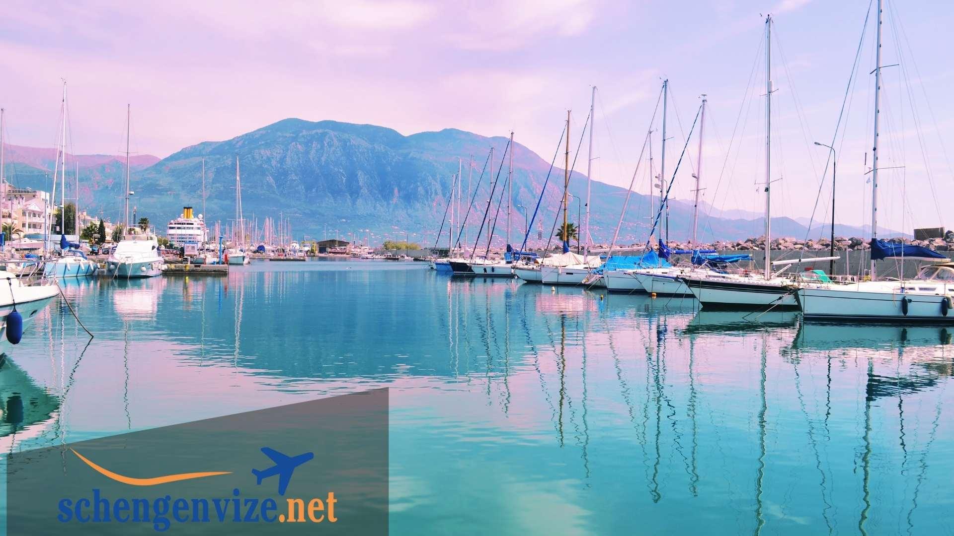 Yunanistan Aile Ziyareti Vize