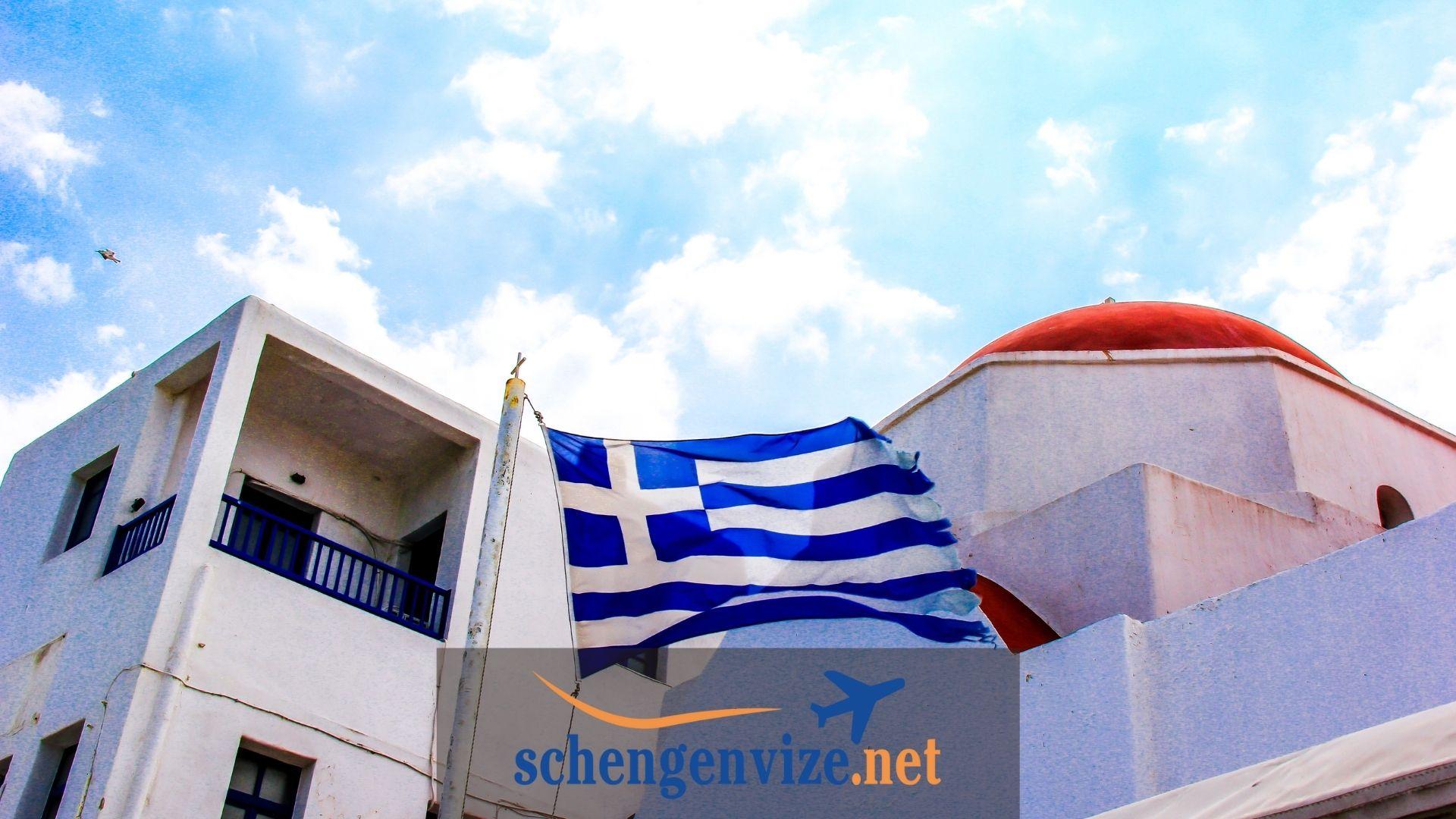 Yunanistan Bayrağı