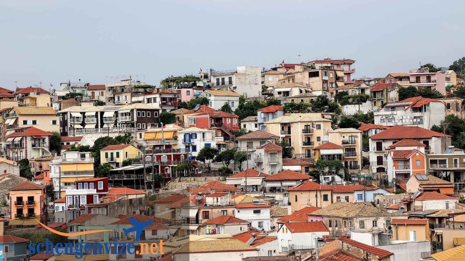 Yunanistan Ticari Vize Gerekli Evraklar