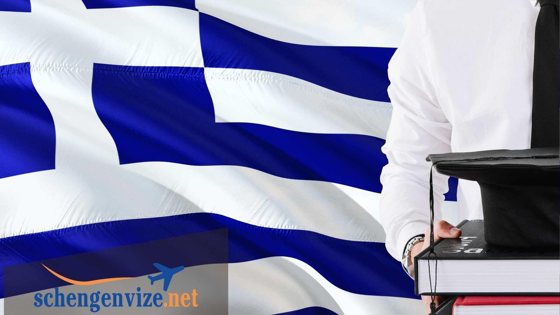 Yunanistan Öğrenci Fotoğraf Özellikleri