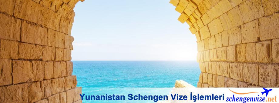 Yunanistan Schengen Vize İşlemleri
