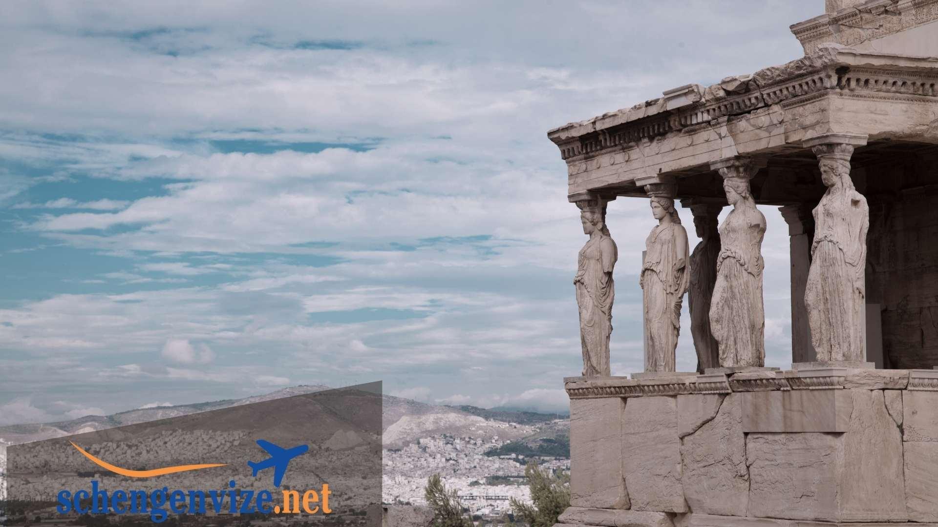 Yunanistan Turistik Vize Gerekli Evraklar
