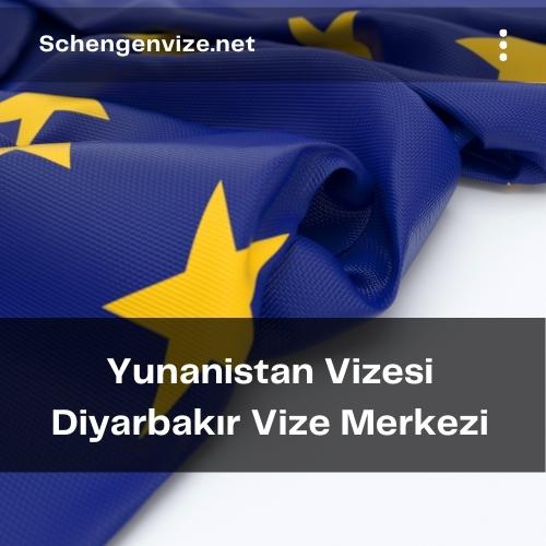 Yunanistan Vizesi Diyarbakır Vize Merkezi