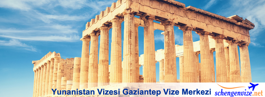 Yunanistan Vizesi Gaziantep Vize Merkezi