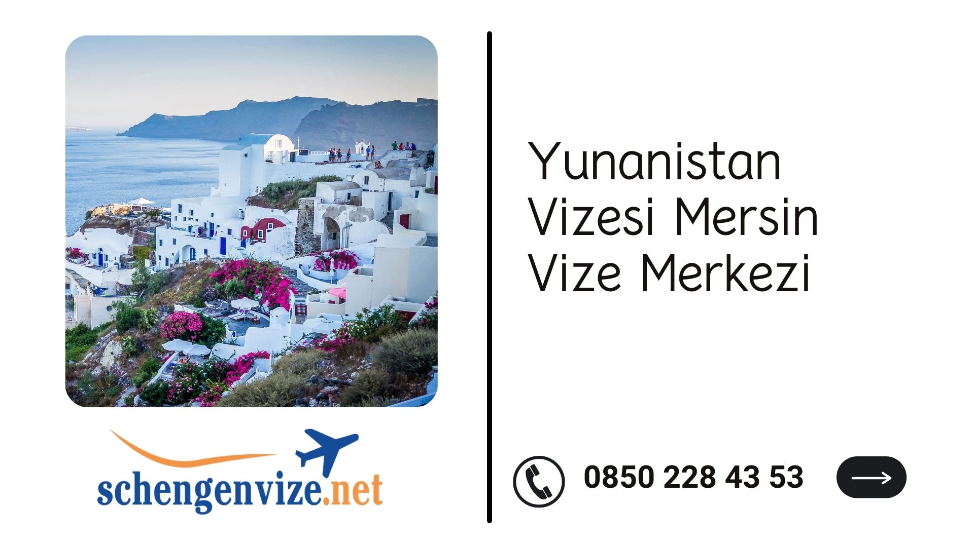 Yunanistan Vizesi Mersin Vize Merkezi